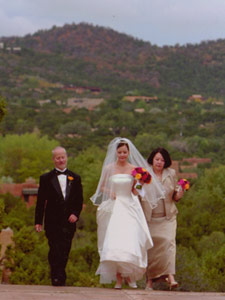 Santa Fe Wedding florist Margaret Bost
